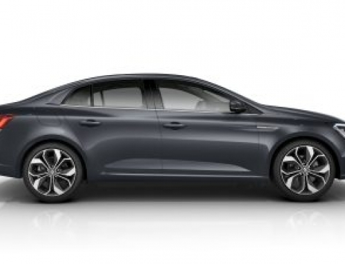 All-New MEGANE Grand Coupé