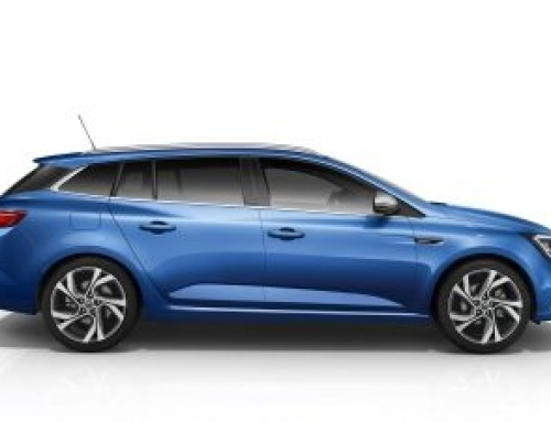All-New MEGANE Sport Tourer